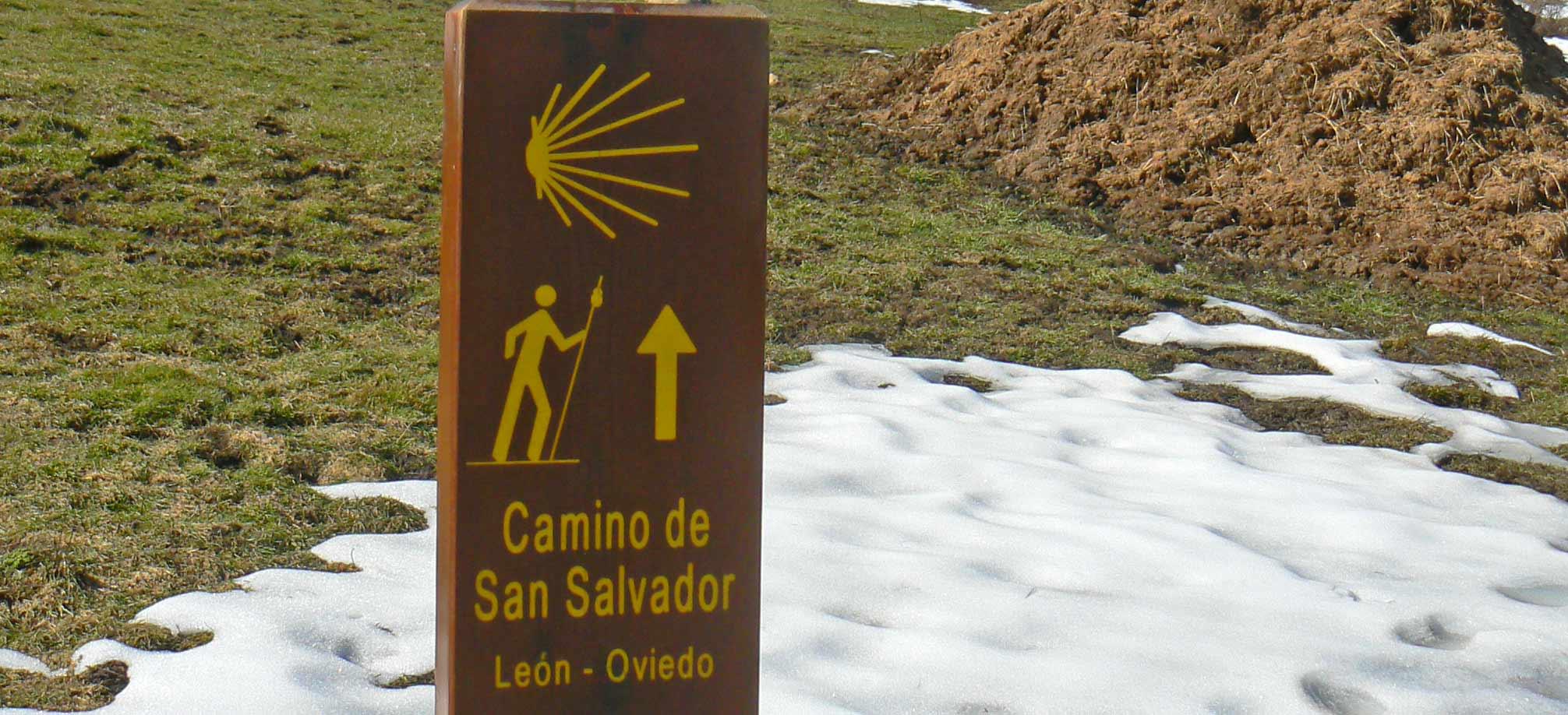 Camino del Salvador o Camino de San Salvador